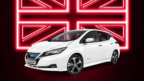 View Nissan Fleet GB – Electrifying Britain