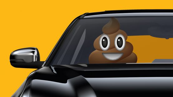 View Emoji's don't sell cars