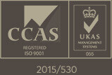CCAS Registered ISO 9001